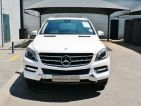 2015 Mercedes-Benz ML500 pictures