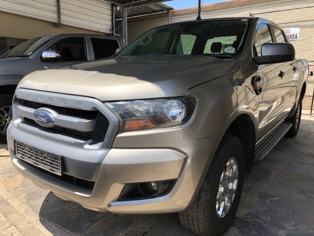 Ford Ranger 2.2 TDCI XLS D/C in Paraguay