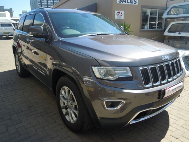 Jeep GRAND CHEROKEE 3.0 CRD O/LAND in Paraguay