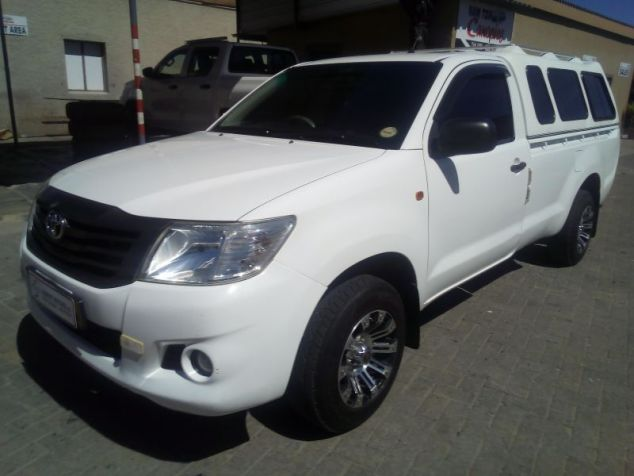Toyota HILUX 2.0 VVT-I S/CAB 4X2 in Paraguay