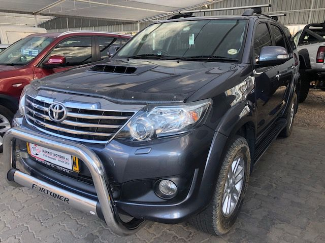 2014 Toyota Fortuner 3.0 D4D 2x4