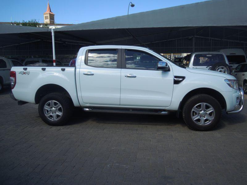2013 Ford Ranger 3 2 Xlt 4x4 D C For Sale 81 000 Km