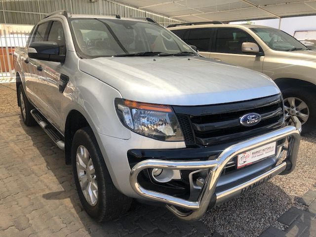 2015 Ford RANGER 3.2TDCI D/CAB 4X4 A/T WILDTRACK