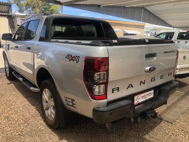 2015 Ford RANGER 3.2TDCI D/CAB 4X4 A/T WILDTRACK pictures