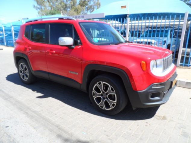Jeep Renegade 1.4 TJET in Paraguay