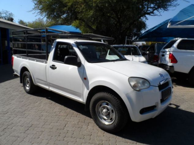 GWM Steed 2.2 MPI Workhorse S/cab in Paraguay