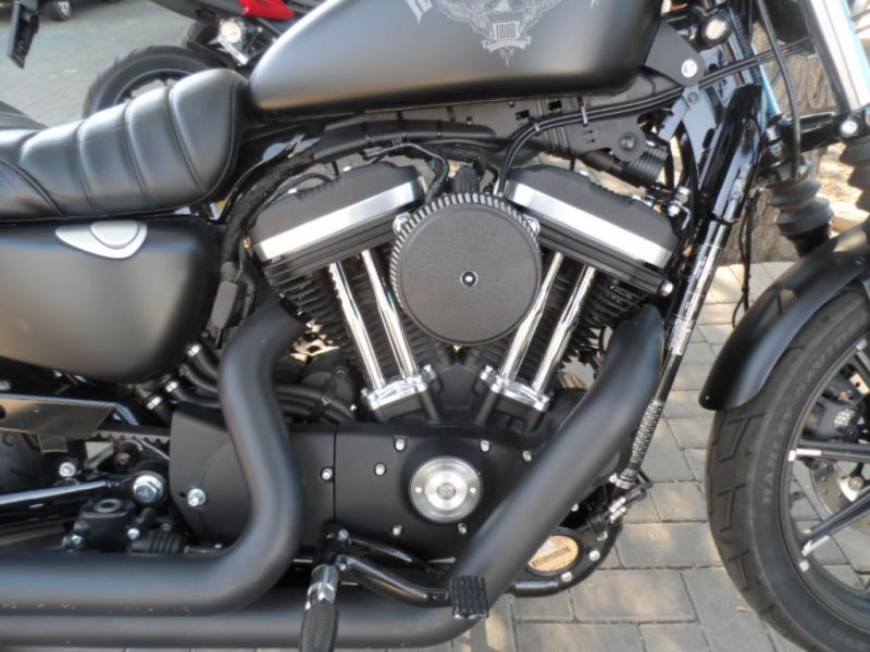 2017 Harley-Davidson IRON 883 SPORT pictures