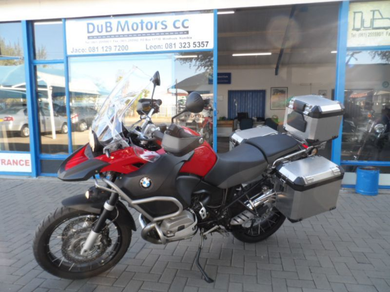 2012 BMW GS 1200 ADVENTURE