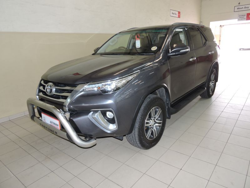 2016 Toyota Fortuner 2.8 GD-6