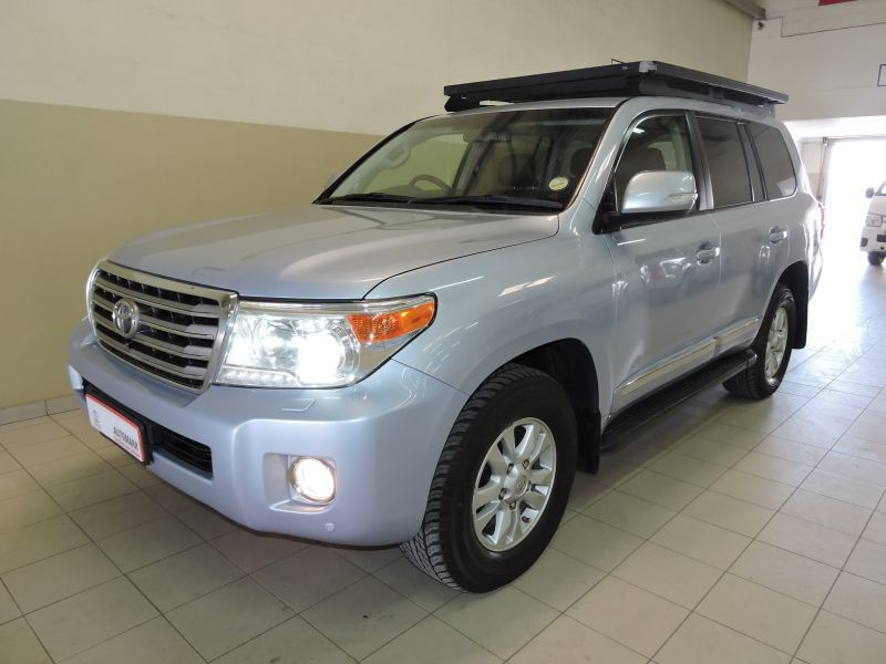 2014 Toyota Land Cruiser 200 V8 4.5d