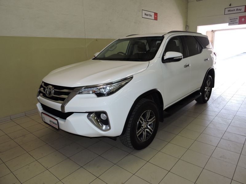 2016 Toyota FORTUNER 2.8GD