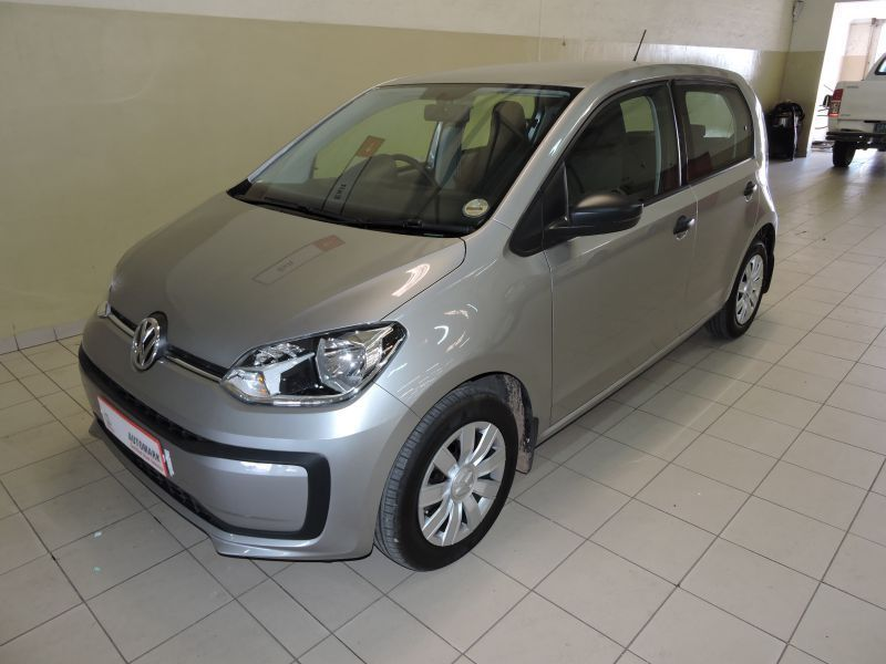 2017 Volkswagen UP 1.0 5DR