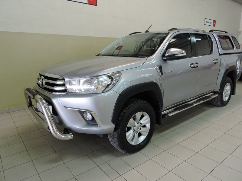 Toyota Hilux 2.8 DC GD-6 4X4 AT in Paraguay