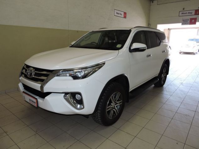 Toyota FORTUNER 2.8 GD-6 4x4 in Paraguay
