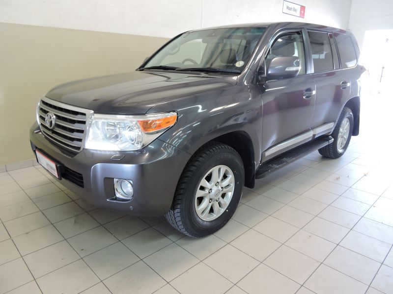 2015 Toyota Land Cruiser 200 V8 4.5d