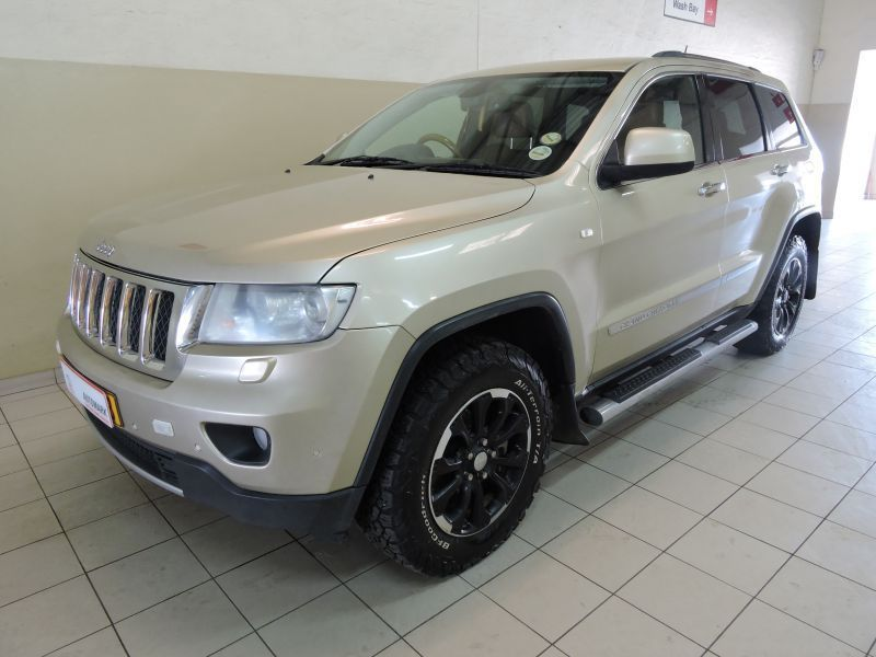 Jeep Grand Cherokee 5.7 V8 in Paraguay