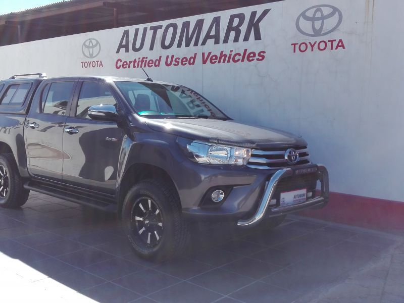 2016 Toyota 2.8 Hilux double cab manual 4X4 pictures