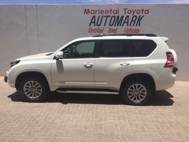 Toyota LC Prado 3.0 vx A/T in Paraguay
