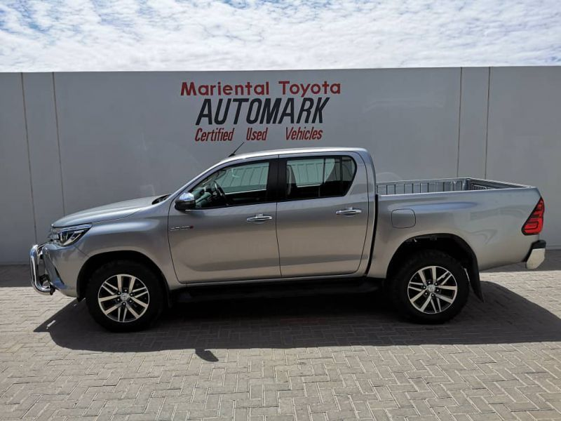 2018 Toyota Hilux DC 2.8GD6 4x4 Raider AT