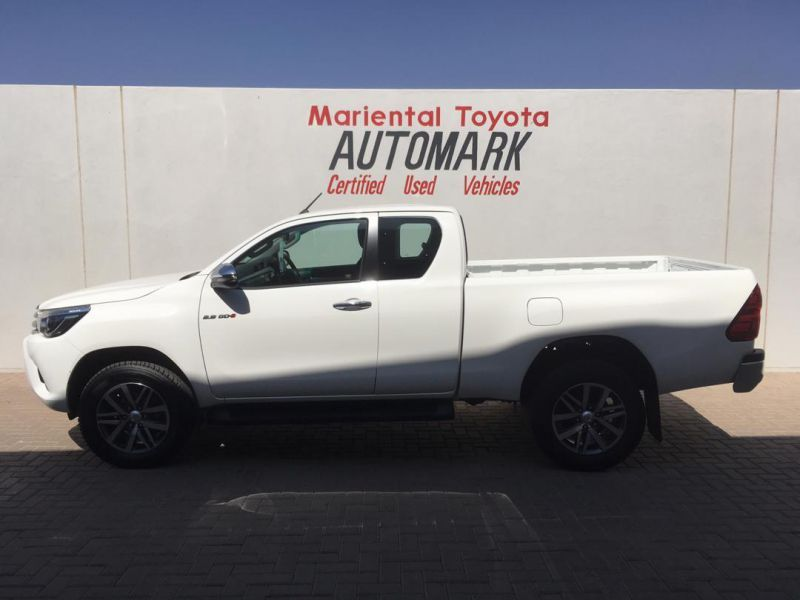 Toyota Brand new Hilux 2.8GD6 XC Raider 4x4 AT in Paraguay