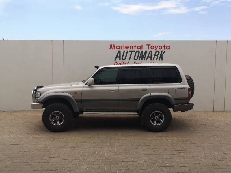 1996 Toyota Land Cruiser VX 4.5 80 series