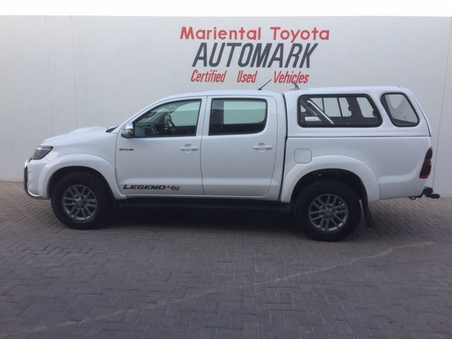 2014 Toyota HILUX DC 4X4 AT LEGEND45