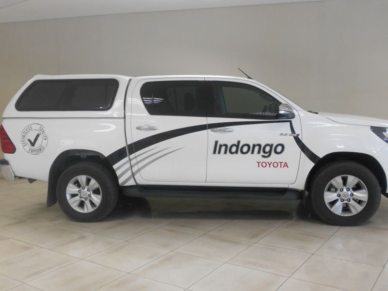 Toyota hilux 2.8 in Paraguay