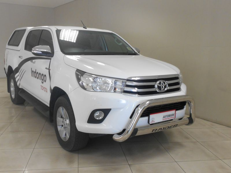 2017 Toyota hilux 2.8 pictures