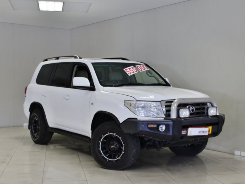 2009 Toyota Land Cruiser VX V8