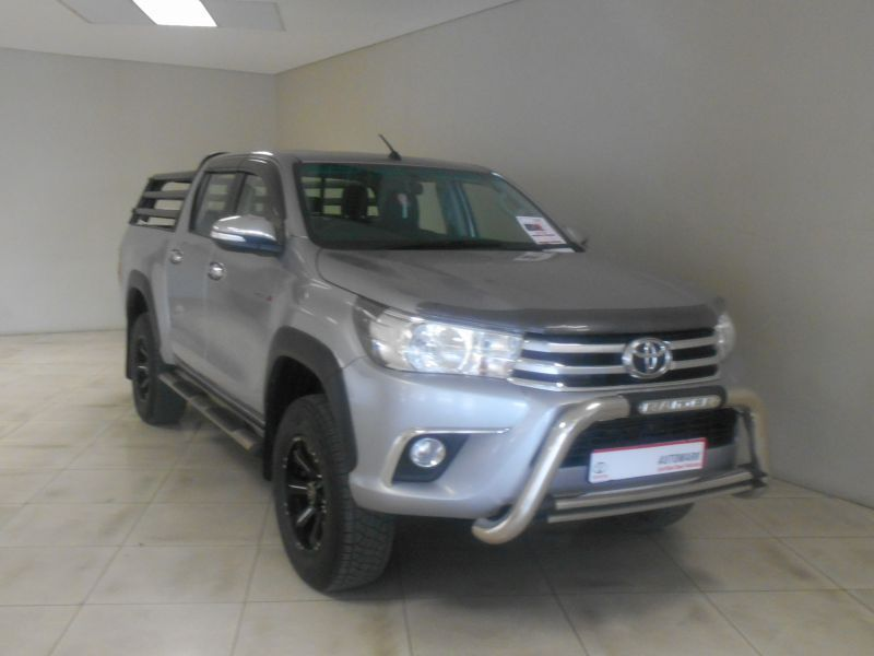 Toyota TOYOTA HILUX 2.8 GD6 4X4 DC in Paraguay