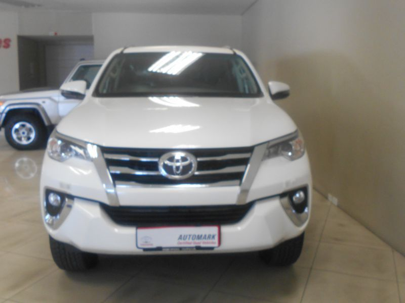 2019 Toyota FORTUNER 2.4 A/t