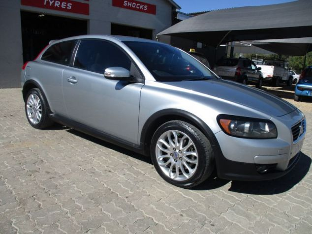 2007 Volvo C30 T5 For Sale 160 997 Km Automatic Transmission