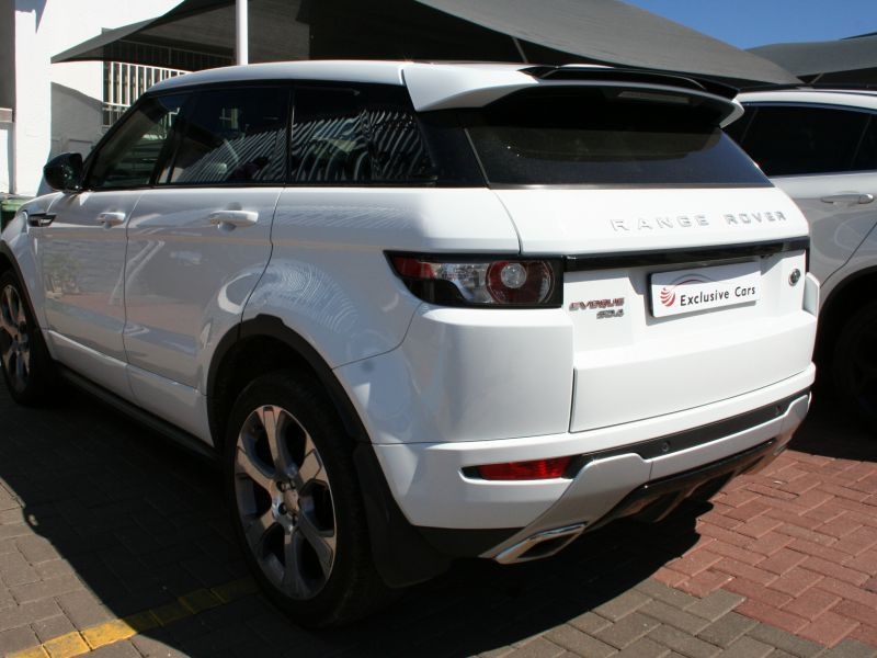 2015 land rover range rover evoque 2 2 sd4 hse dynamic for sale 18 000 km automatic. Black Bedroom Furniture Sets. Home Design Ideas
