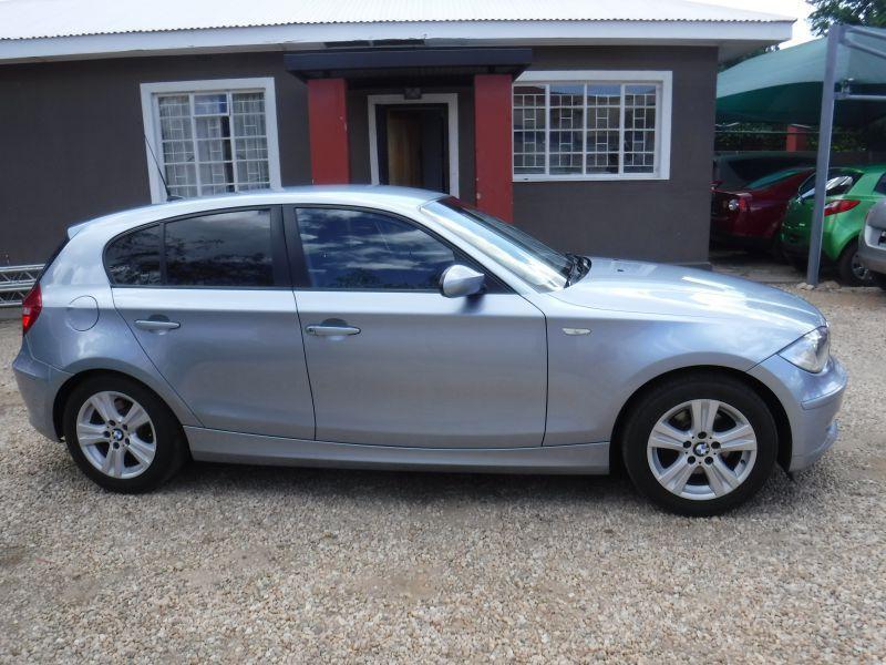 2008 Bmw 116i For Sale 84 301 Km Automatic