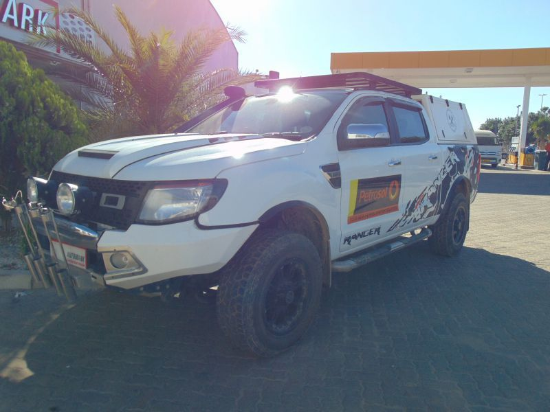 2014 Ford FORD RANGER 3.2XL AT