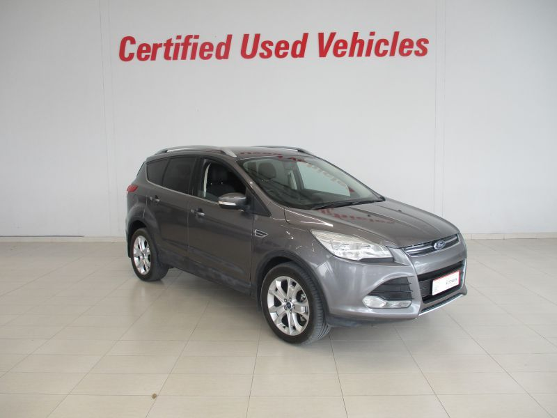 2013 Ford Kuga Eco Boost