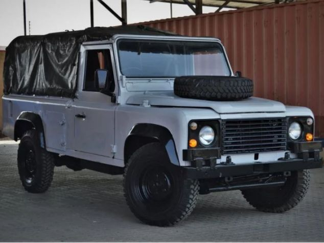 2009 Land Rover Defender 110 TDI for sale | Brand New