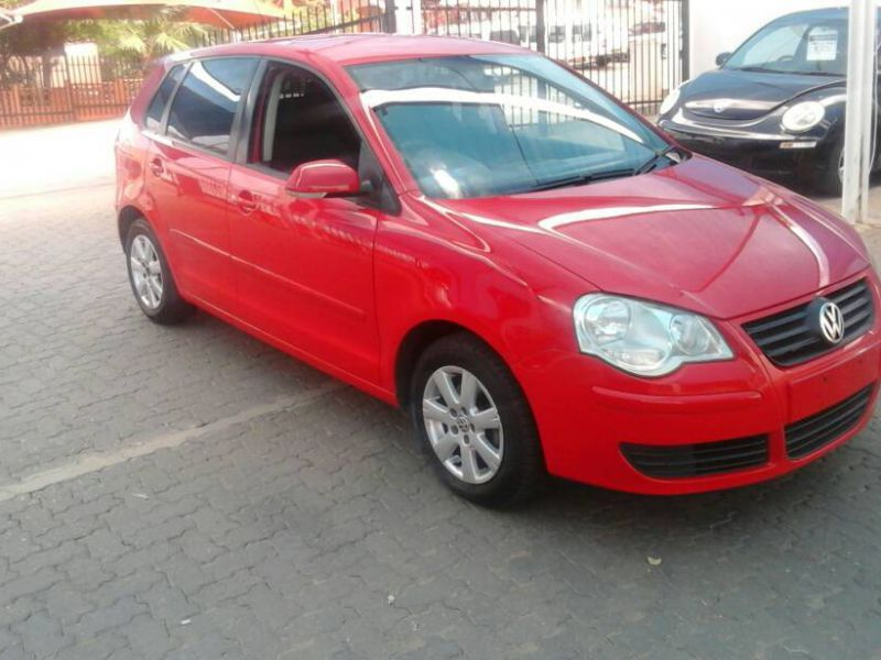 2008 Volkswagen Polo 1.4 Auto pictures