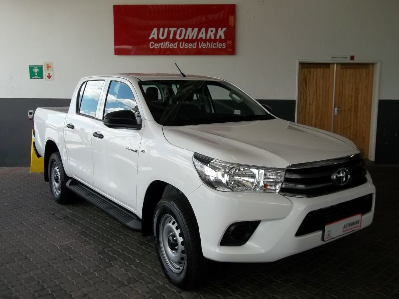 2016 Toyota HILUX GD6
