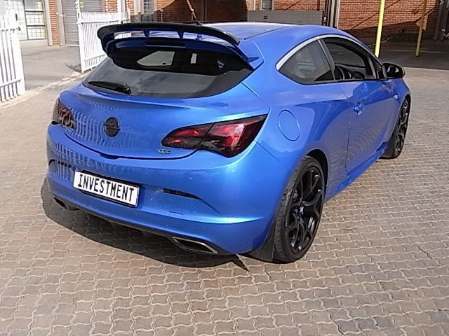 2014 Opel OPC Astra 2.0 pictures