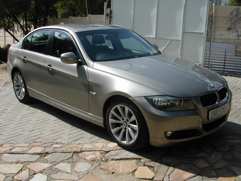 BMW 3 Series in Paraguay