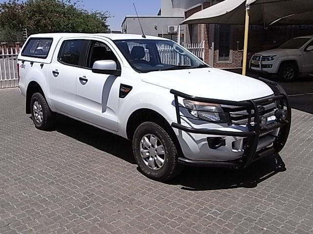 Ford Ranger 2.2 XLT 4x4 D Cab in Paraguay