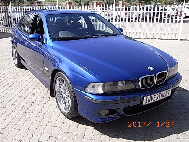 2000 BMW M5 pictures
