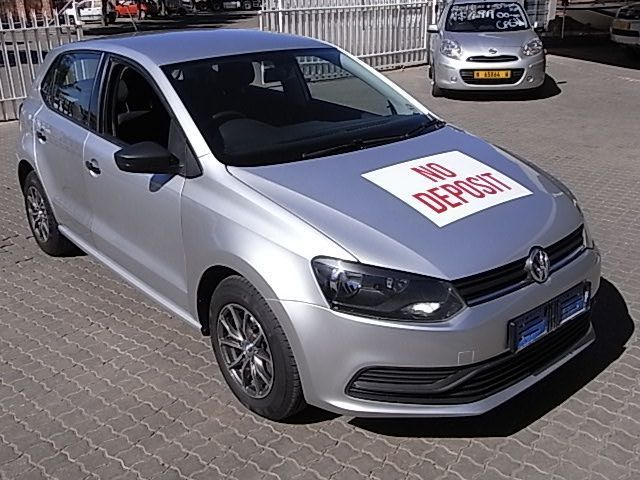 Volkswagen Polo Tsi 1.2 in Paraguay