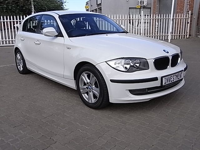 BMW 118i Manual in Paraguay
