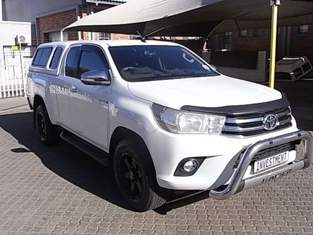 Toyota TOYOTA HILUX 2.8 XTRA CAB 4X2 in Paraguay