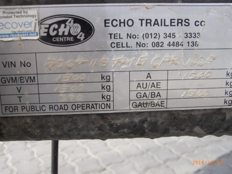 2014 Echo Echo 3 Off Roader pictures