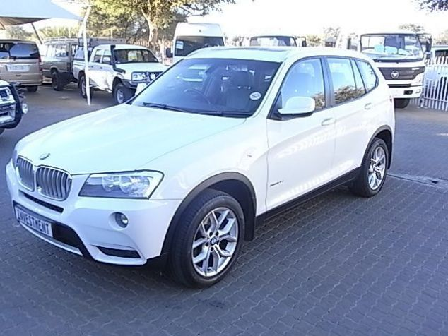 BMW X3 3.5Xdrive in Paraguay