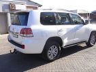 2008 Toyota TOYOTA LAND CRUISER 4.5 V8 SW pictures