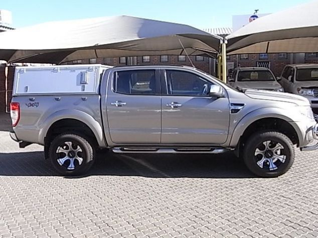 Ford FORD RANGER 3.2TDCI XLT 4X4 A/T DC in Paraguay